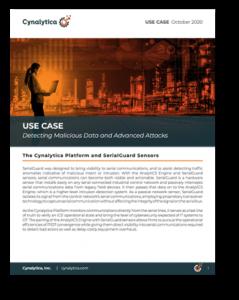 Use case Detecting Malicious Data and Advanced Attacks thumbnail