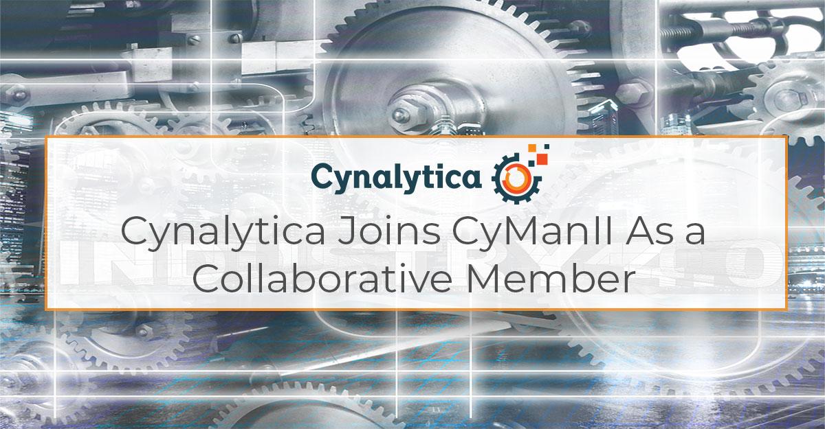 Cynalytica joins CyManII As a Collaborative Member