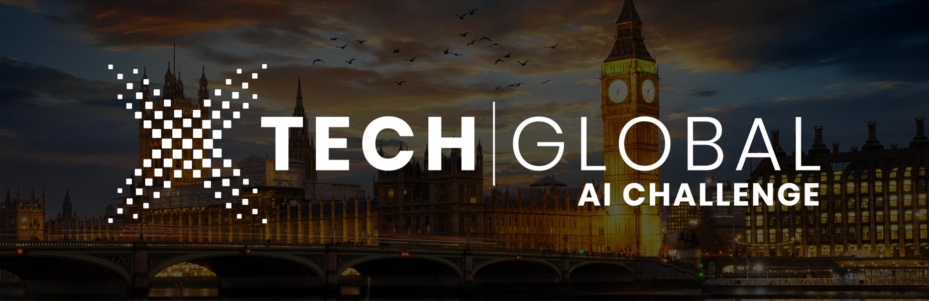 XTECH GLOBAL AI CHALLENGE Banner