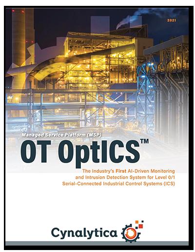 Managed Service Platform (MSP) - OT OptICS